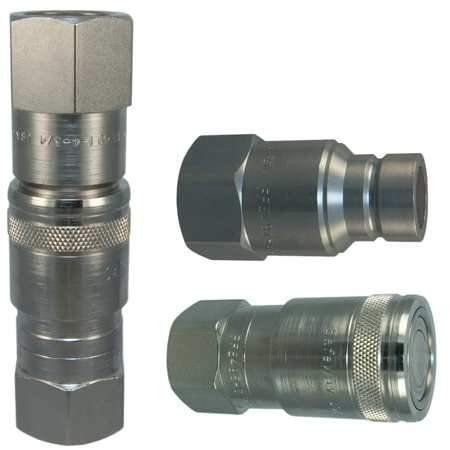 Agriculture Hydraulic Quick Connect Couplings