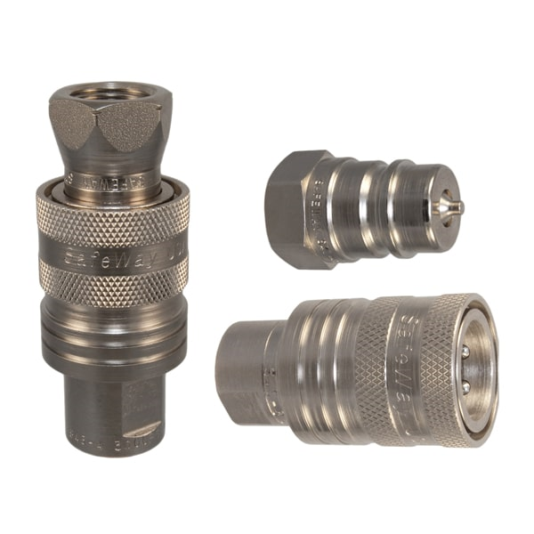Agriculture Hydraulic Connectors