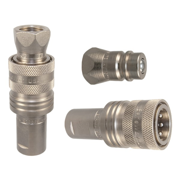 Agriculture Quick Connect Hydraulic Fittings